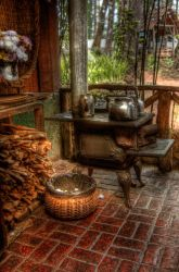Old Iron Stove by otas32 by Costarricenses