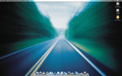 Mac OS 10.5 - Leopard by TheMacNerd