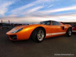 The Bronze GT40 by Swanee3