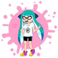 squid kid by Tinkalila