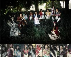 Alice Madness Multiplied by queencattabby