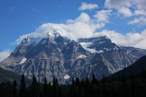 Rocky Mountains 3 by landkeks-stock