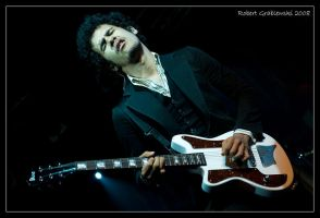 THE MARS VOLTA 2 by grablesky