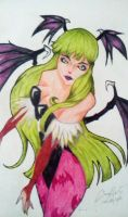 Morrigan by inzong01