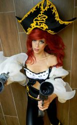 Miss Fortune league of legends cosplay by LilituhCosplay