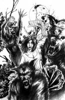 Werewolves by the-lone-voice