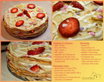Sweet omelette cake by Angi-Shy
