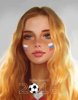FIFA 2018 by MiracleON