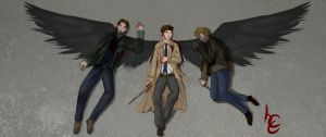 The end of Team Free Will by Cherry-Chain