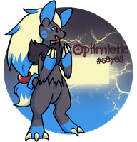 PKMN|Optimistic| by DevilsRealm
