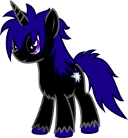 MLP OC: North Star (Clean Character) by BlackWater627