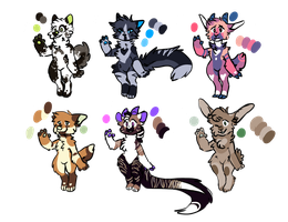 adopts (CLOSED) by LEOScrap