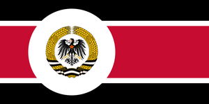 Flag of Communist Prussia by ByzantineSandwich