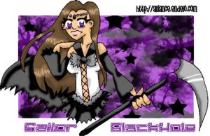 OLD: Sailor Blackhole by caleigh