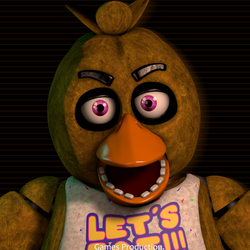Chica the Chicken v.2 (4k) by GamesProduction
