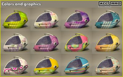 ACCURRO - Shell graphics by cipriany