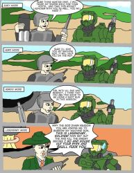 Full Metal Halo by Calvin228
