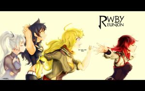 Team RWBY by tennison-p