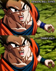 Dragon Ball Super Filter by Dannyjs611