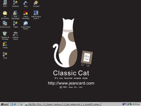 classic.cat.desktop by animiaw