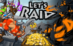 Let's Raid by CarolaFunder