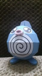 Poliwag Papercraft by darcrash