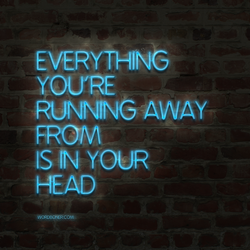 In Your Head by WRDBNR