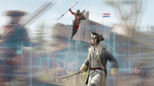 Assassin's Creed Brazil // Guerra do Paraguay by Ishmaeru