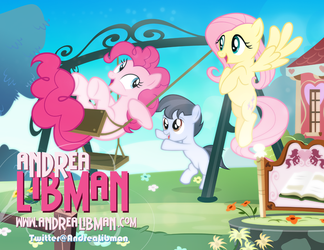 Andrea Libman Auction Print by PixelKitties