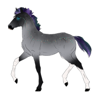 N3885 Padro Foal Design for Mini-Luicifer by casinuba