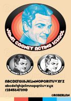 James Cagney Acting School by roberlan