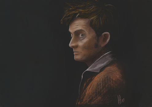 The Doctor, a photo study  by Ohnhai