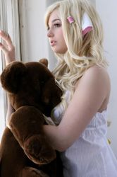 Chobits Cosplay Preview 2 by Meagan-Marie