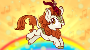 Autumn Blaze Wallpaper by SailorTrekkie92