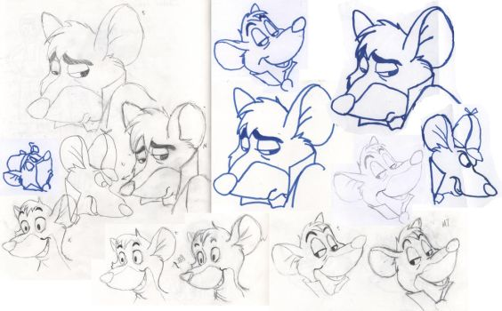 Basil Sketchdump by Bmacookhakilover