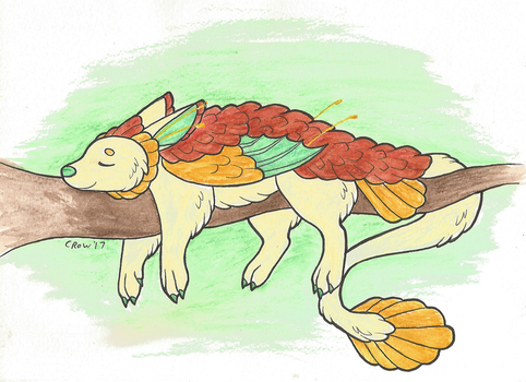 [Late Art Fight] Flop by Calliopius
