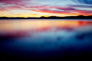 Tahoe Calm and Color by sellsworth