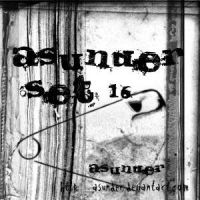 Asunder - Dirty Grunge Set 16 by asunder