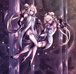 Twin Sisters - Original characters by Wiki234