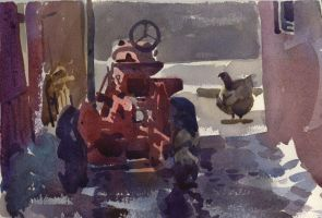 tractor4 by staatsf