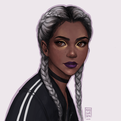 Braids by Astri-Lohne