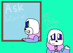 Ask ttoba Sans or Reflection [NOW OPEN!] by cjc728