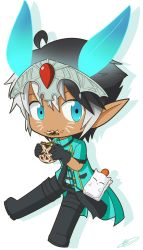 KidTijid - chibi commission by CosplayGamer