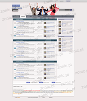 Clean IPB Forum Layout by ZonicPL