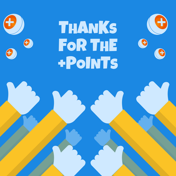 Thanks For The Points by michaelsboost