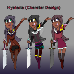 Hysteria (Design) by Flareheart8