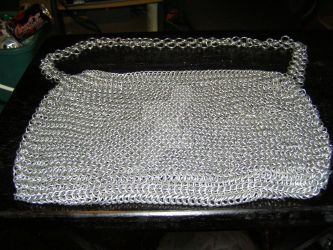 Chainmaille Purse by Des804