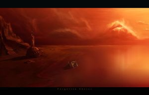 Forgotten Shores by PlasmaX7