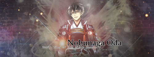 [T-based] Oda Nobunaga - Ikemen Sengoku by BelliaFairy
