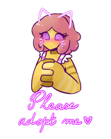 Please Adopt Me~ by MaiaSadoptsNstuff